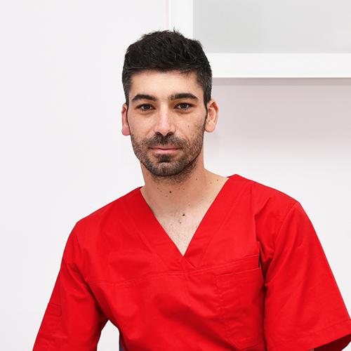 Dr. COMISEL SEBASTIAN - Medic specialist chirurgie maxilo faciala