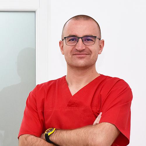 Dr. KOLUMBAN ROBERT - Medic specialist endodont