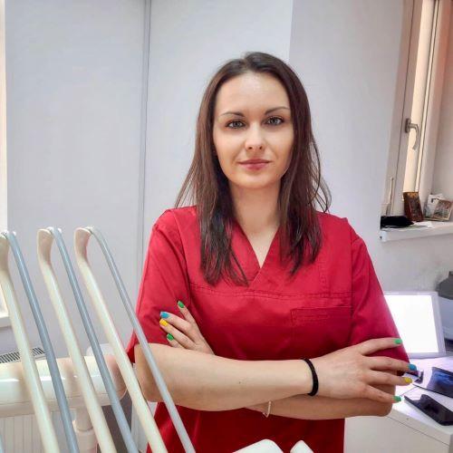 Dr. NITU MADALINA - Medic specialist endodont